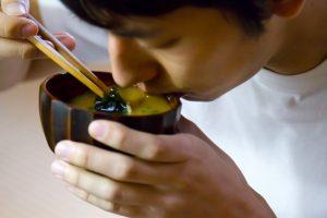 しじみ味噌汁